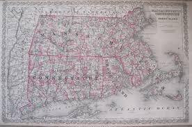 Ri Map Antique Maps Of Rhode Island