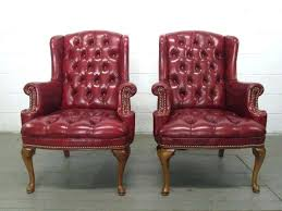 Wingback Chairs On Sale Design Ideas Tufted Leather Wing Chair Chair Design Ideas Tufted Leather Chair