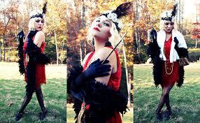 Daisy Buchanan Halloween Costume Hannah Riles Flapper Dress Vintage Gold Clutch 21
