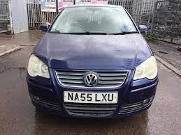 vw polo 2005 1 4 sport 3dr full service history cam belt changed