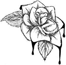 how to draw heart roses tattoo step by step tattoos pop culture