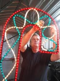 Outdoor Candy Cane Lights lighted candy cane arch something different wouldn u0027t these 7