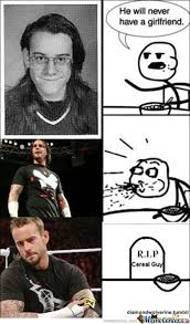 Cm Punk Meme - cm punk by hiru meme center