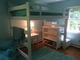 full size loft with storage steps laval custom lofts u0026 bunk beds
