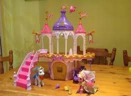 mlp wedding castle my pony royal wedding castle playset for sale in dough