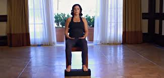Armchair Yoga For Seniors Chair Yoga Flow For All Levels The Chopra Center