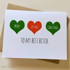 best friend christmas cards best celebration day
