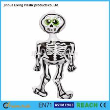 Plastic Halloween Skeletons Halloween Inflatable Skeleton Halloween Inflatable Skeleton
