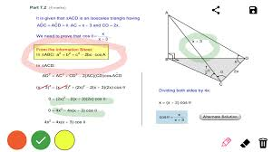 nsc exam prep maths android apps on google play