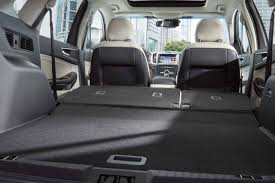 gmc yukon trunk space ford edge cargo space 2018 2019 car release and reviews