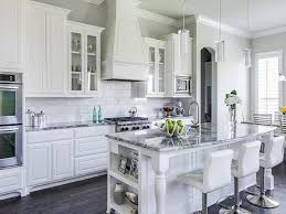 pics of kitchens with white cabinets and gray walls 26 gray kitchen countertops with white cabinets ideas