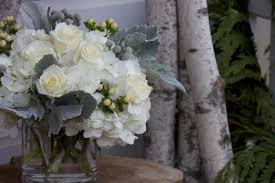 white centerpieces centerpiece trends green and gray j morris flowers