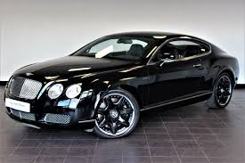 find used bentley for sale used bentley continental gt black 6 0 coupe worksop notts