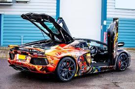 Lamborghini Murcielago Drift Car - lamborghini aventador roadster with superhero wrap lamborghini