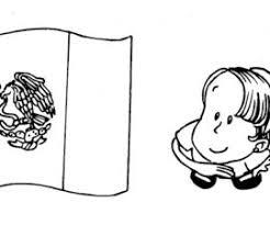 mexico coloring page flag u2022 gekimoe