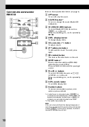 sony cdx gt540ui wiring diagram sony cdx gt540ui buttons not