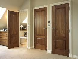 Walnut Interior Door Classic Two Panelled Walnut Doors Luxury Jb