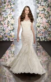 wedding dresses 500 vintage lace trumpet wedding dress martina liana wedding dresses