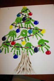 christmas handprints tree under the skirt patty murphy handmade