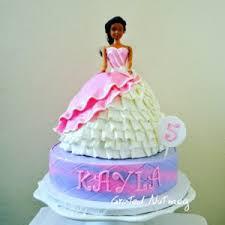 princess cakes how to make princess doll cakes grated nutmeg