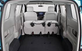 nissan cargo van 2012 nissan env200 concept 2012 detroit auto show truck trend