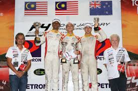 formula 4 isyraf danish f4 martono seals inaugural south east asia championship at