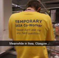 Ikea Furniture Meme - 10 jokes you will understand only if you live in ikea bored panda