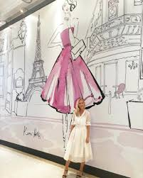 the parisian hotel macao kerrie hess illustration kerrie hess partnering with one of the worlds most anticipated hotel openings kerrie illustrated parisian themed wall murals and gift bags