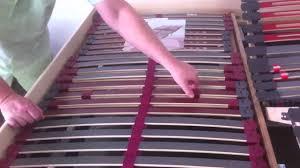 ikea lonset review bedtek guru instructions on how to adjust flexible slatted bed