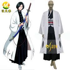 Anime Halloween Costumes Bleach Yoruichi Shihouin Cosplay Costume Women Role Playing