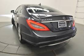 2014 mercedes cls550 pre owned 2014 mercedes cls cls 550 coupe in fort worth
