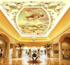 online shop 3d wallpaper custom mural photo wallpaper for ceiling