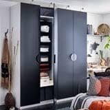 ikea armoire chambre meuble chambre à coucher adulte décoration chambre ikea
