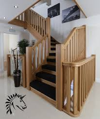 Oak Banisters Staircase Ideas From Stairplan Staircase Specialists