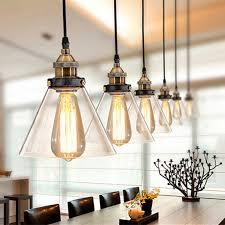 Vintage Pendant Lights For Kitchens Vintage Pendant Lights Glass Pendant L Kitchen Fixtures Dining