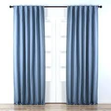 Blackout Curtains Black Industrial Blackout Curtains Blackout Curtain Panel Blue Blackout