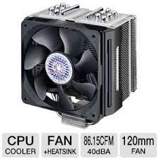 cooler master cpu fan buy the cooler master tpc 812 cpu heatsink fan at tigerdirect ca