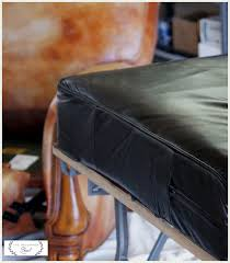 How To Dye Leather Sofa Before And After Diy Dyed Leather Chair U2013 The Uncommon Pearl