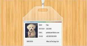 id card psd free download free psd vector icons