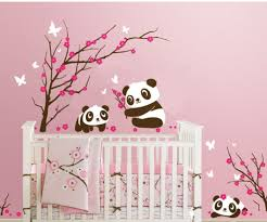 lighten up the nursery with baby nursery wall decals amazing image of baby nursery wall mural decals