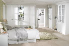 White Bedrooms by All White Bedroom Inspire Home Design