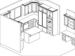 kitchen cabinet layouts design kitchen cabinet drawing at getdrawings com free for personal use