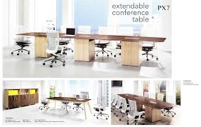 Extendable Meeting Table Conference Table Kuching Office Supplier Flexxo