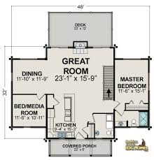 First Floor Master Bedroom Floor Plans Golden Eagle Log And Timber Homes Floor Plan Details Beaver