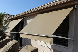 Motorized Awning Windows Motorized Retractable Awnings Expand Your Outdoor Living Space