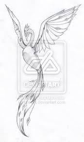 image detail for leah s phoenix tattoo by rewers on deviantart