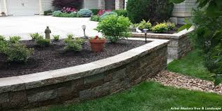 retaining walls tree service lawn care and landscape company