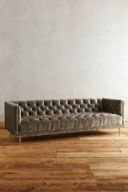 glam velvet chesterfield sofas you u0027ll love in every color style