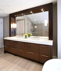 Lighted Bathroom Vanity Mirror Charming Wall Extension Mirror Lights Mirrors Ideas Hrooms Mirrors