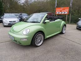 green volkswagen beetle convertible used volkswagen beetle green for sale motors co uk